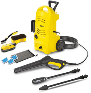 Karcher K227 Car Care Kit