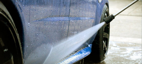 Spray Car Wash: How To Wash Your Car Using A Pressure Washer