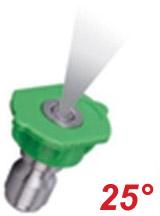 the green nozzle
