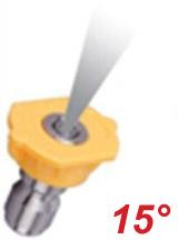 the yellow nozzle